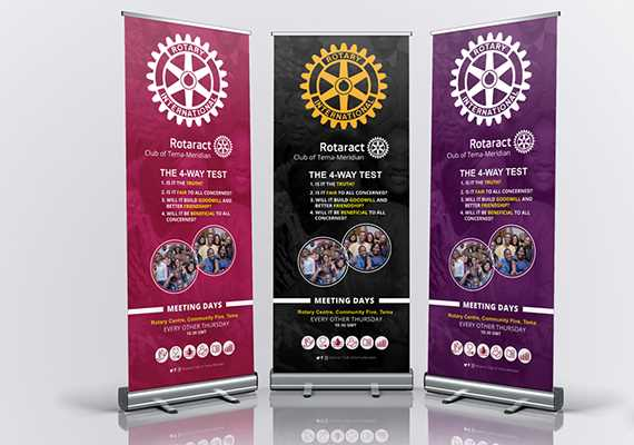 Pull up/ Roll up Banners