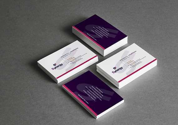Business cards for individuals and corporate institutions